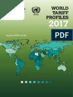Perfiles Arancelarios 2017 OMC