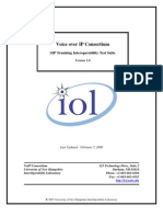 Sip Trunking Interoperability Ts v1 0