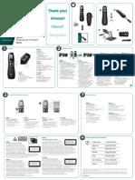 Logitech R800 Manual