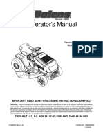 Bolens 683 Lawn Tractor owner's manual 13AN683G163.pdf