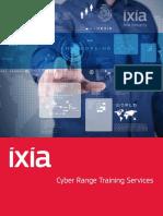 Cyber Range Training