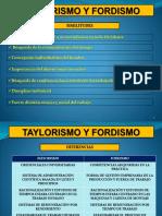 Similitudes y Diferencias Taylorismo y Fordismo