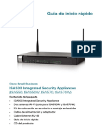 Cisco Isa500 Manual