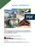 Sri Lanka  Defence Deal — SU30 Fighter (Part three).docx