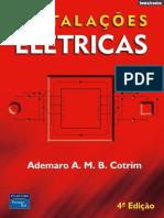Instalações Elétricas - Cotrim - 4ª Edição