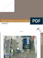WK 3 Contract Law and Contract