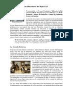 Fundamentos del Proyecto Colegio Alberto Blest Gana - apuntes iniciales