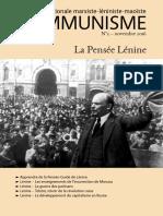 Communisme 002 LaPensee Lenine