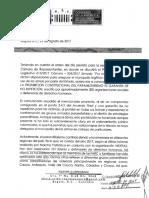 COMUNICADO | Comunicado del representante Alirio Uribe sobre Proyecto Ley Paramilitarismo