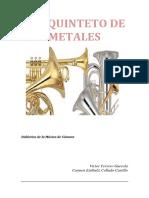 El Quinteto de Metales (Víctor Ferrero Guerola y Carmen Estíbaliz Collado Castillo) (1)