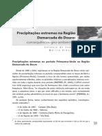 Precipitações Extremas Na Região Demarcada Do Douro
