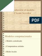 Arq. Cliente Servidor