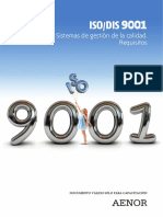 Norma Iso9001-2015 Capacitación