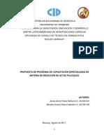 Informe Final de Diplomado