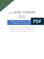 Fair Redistricting - Final Report