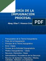 09 Teoria de La Impugnacion Procesal