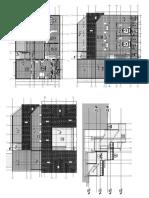 Casa de Playa-Sheet - A1 - Nivel 1-Model