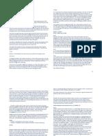 Doctrine of State Immunity 1-2