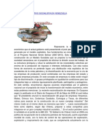 Modelo Productivo Socialista en Venezuela