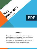 BLITZ handicrafts
