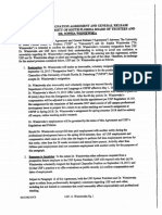 Voluntary Resignation Agreement and General Release B-w USF BOT and Dr. ...