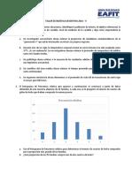 Taller Estadística Descriptiva 2017 -I