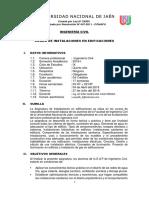 SILABO INSTLACIONES SANITARIAS.docx