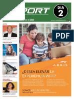 Diaria 2 - Jornadas Internacionales de Cable