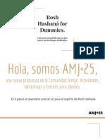 Rosh Hashaná for Dummies II.
