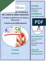 Autismo Centro de Salud