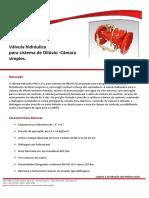 Válvula Hidráulica Para Sistema de Diluvio_PRO 1271