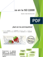 Prerrequisitos en la ISO 22000.pptx