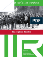 UD. La Segunda Republica Espanola