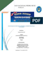 Empresa Huerequeque .