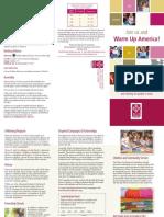 WUA Brochure