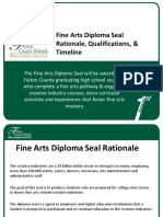 fy 18 fcs fine arts diploma seal time line