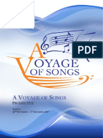 A Voyage of Songs 217