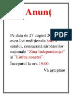 Anunț1