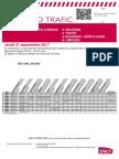 Axe q - Info Trafic Intercites - Région Centre Vdl Du 21 09 2017 v1
