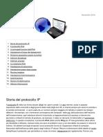 Il Protocollo Ipv6