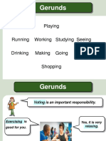 Gerunds 5 Grade from internet
