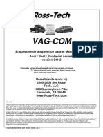 Vagcom Manual 3112Ces