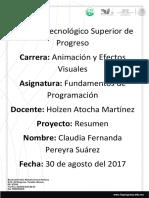 Actividad de Aprendizaje2-Claudia Pereyra