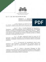 Lei Municipal Nº 1588 de 2002