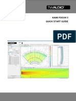 TW AUDiO Ease Focus3 Quick Setup Guide en 1.0