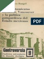 López Rangel,Rafael - Los asentamientos humanos,Vancouver y la política gatopardesca del Estado mexicano.pdf