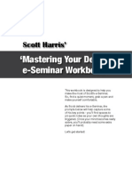 DWD08 Scott Webinar Workbook