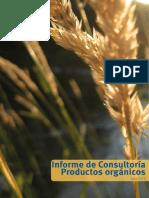 Trabajo de EconomiaInforme de Productos Organicos Uruguay XXI