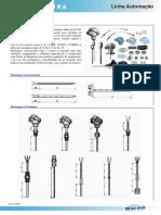 Catálogo Warme Sensor Temperatura