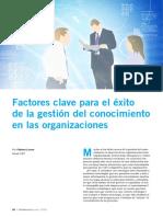 Factores Claves